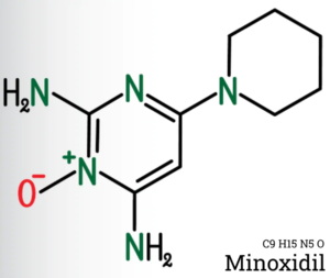 Minoxidil formula